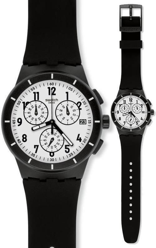 Swatch SUSB401 - zegarek męski
