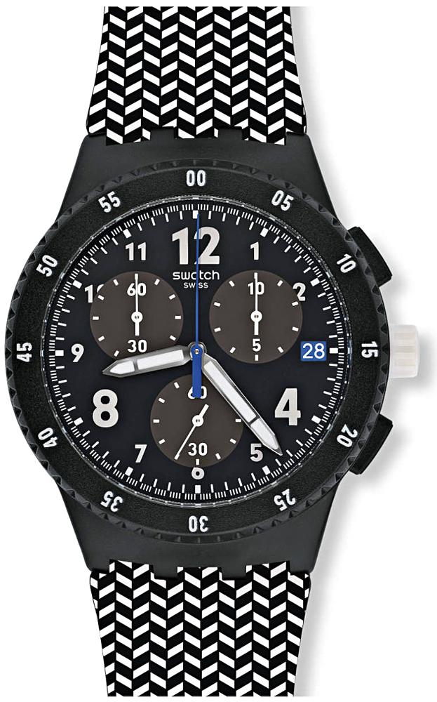 Swatch SUSB407 - zegarek męski