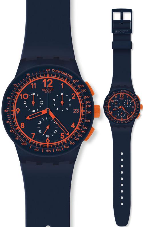 Swatch SUSN401 - zegarek męski