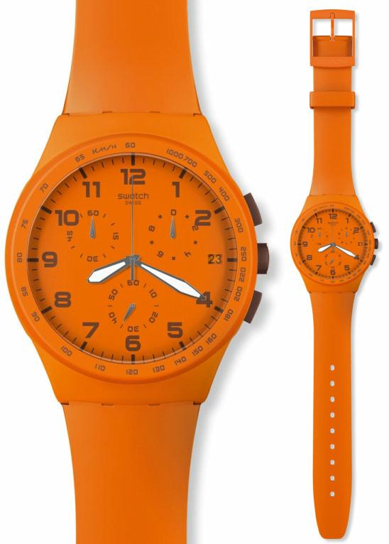 Swatch SUSO400 - zegarek męski