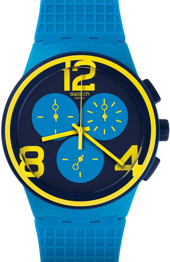 Swatch SUSS100 - zegarek męski