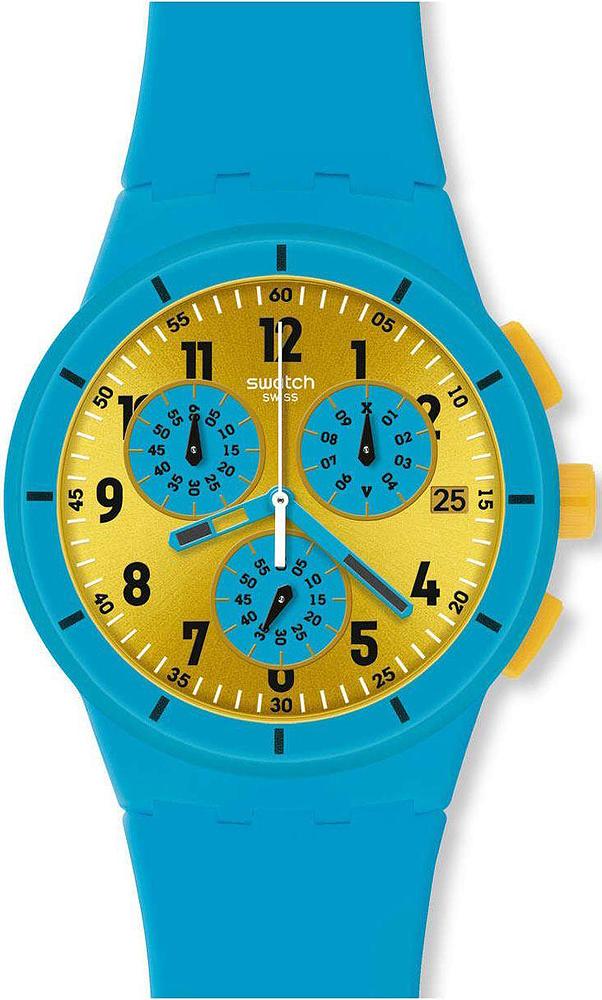 Swatch SUSS400 - zegarek męski