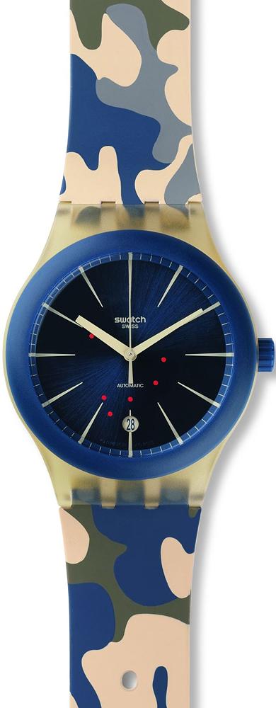 Swatch SUTT400 - zegarek męski