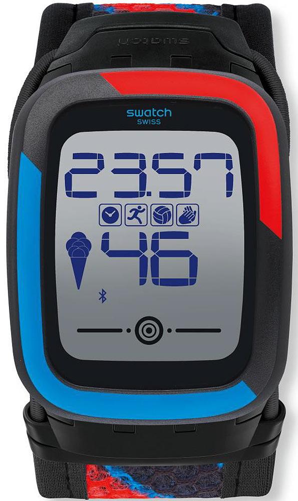 Swatch SUVB101B - zegarek męski