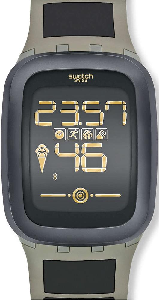 Swatch SUVT100 - zegarek męski