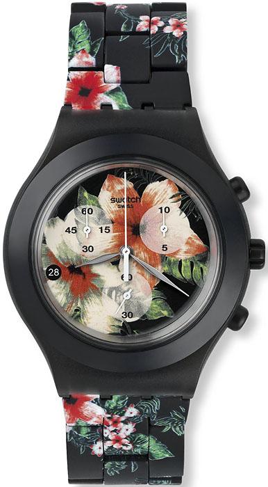 Swatch SVCF4002AG - zegarek damski
