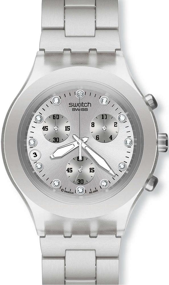 Swatch SVCK4038G - zegarek damski