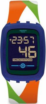 Swatch SVQN101 - zegarek damski