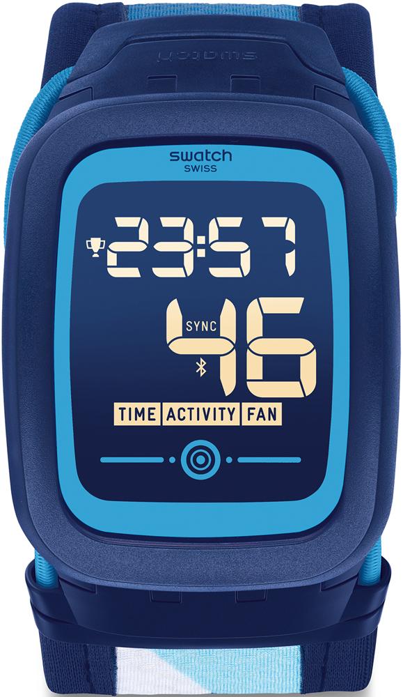 Swatch SVQN102B - zegarek męski
