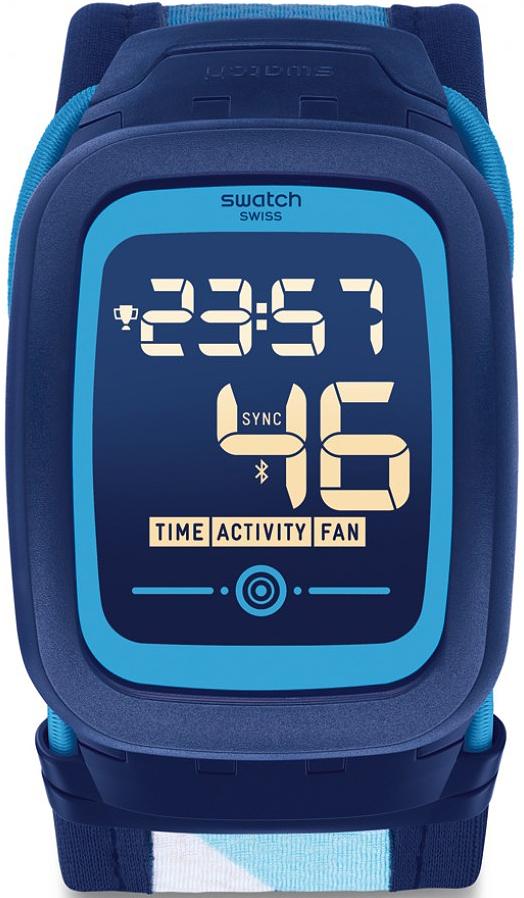 Swatch SVQN102XS - zegarek damski