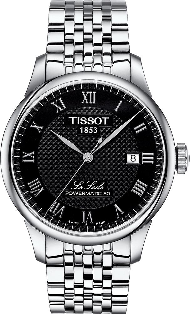 Tissot T006.407.11.053.00 - zegarek męski