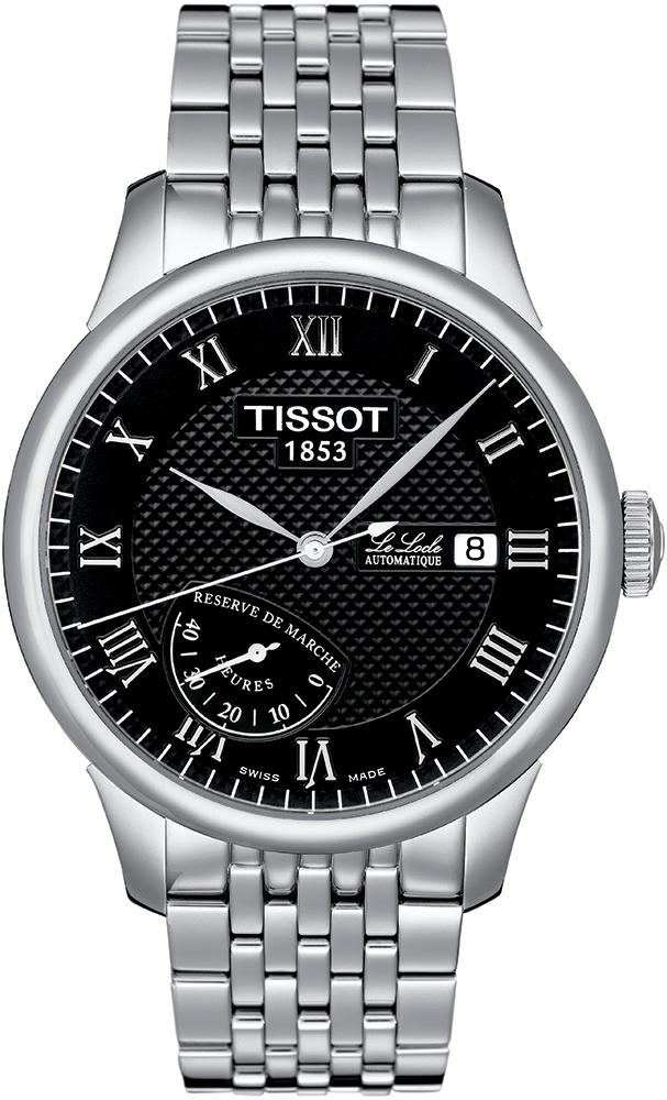 Tissot T006.424.11.053.00 - zegarek męski