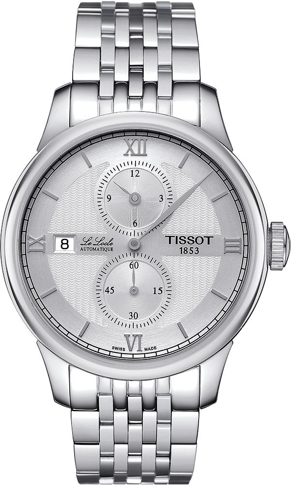 Tissot T006.428.11.038.02 - zegarek męski
