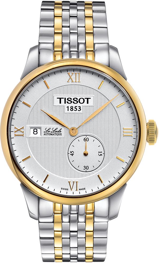 Tissot T006.428.22.038.00 - zegarek męski