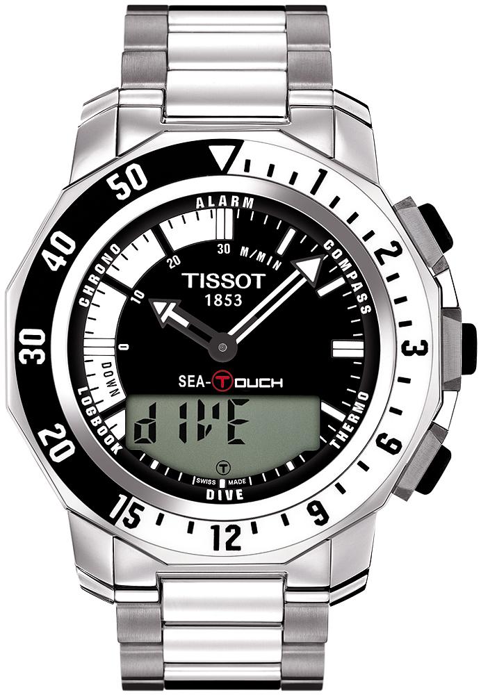 Tissot T026.420.11.051.00 - zegarek męski