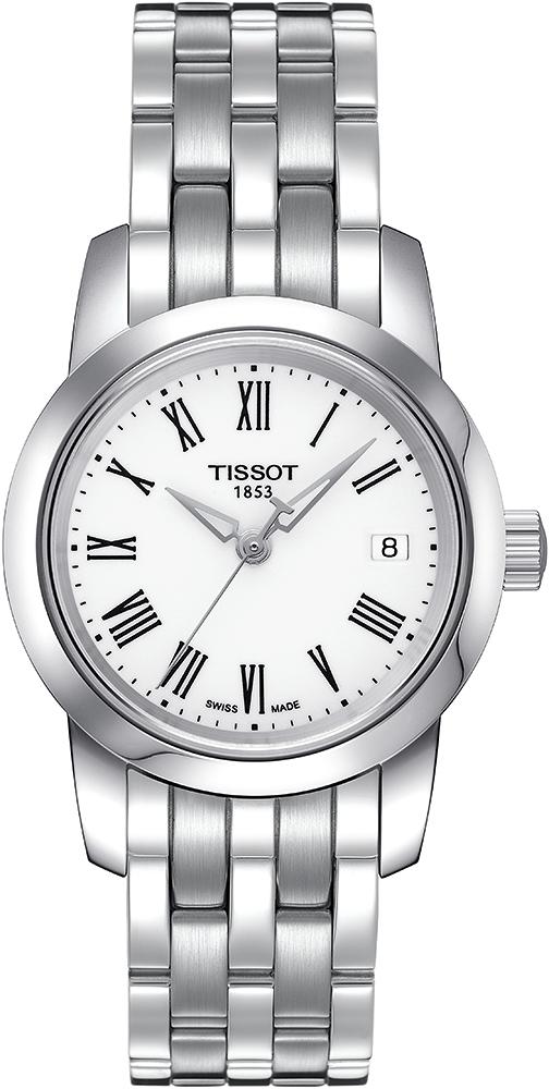 Tissot T033.210.11.013.10 - zegarek damski