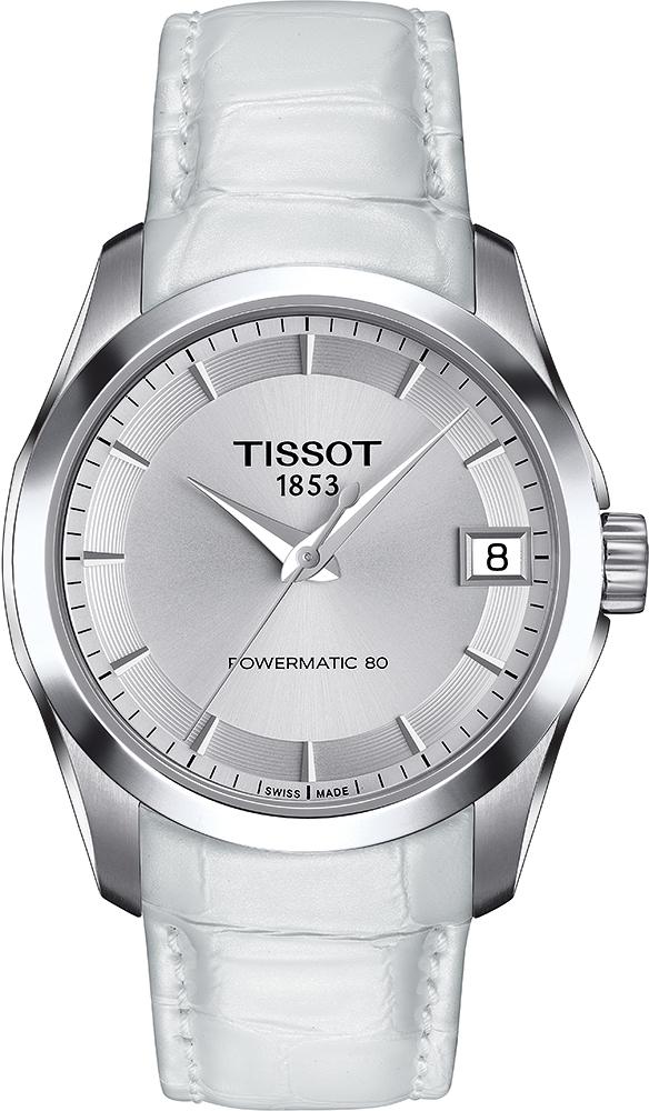 Tissot T035.207.16.031.00 - zegarek damski