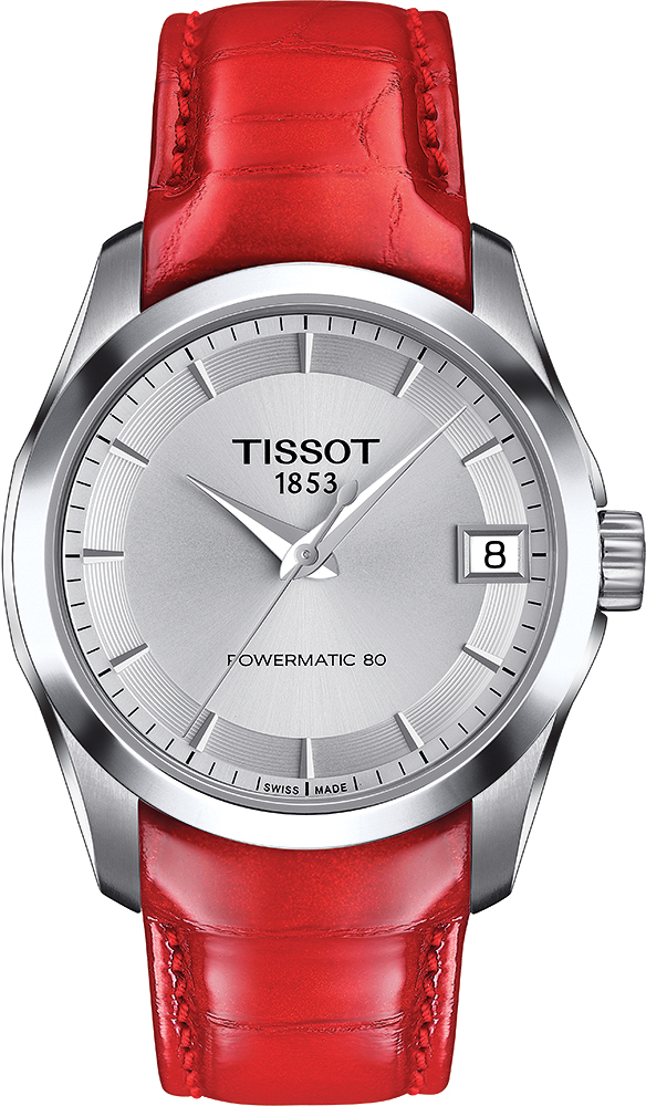 Tissot T035.207.16.031.01 - zegarek damski