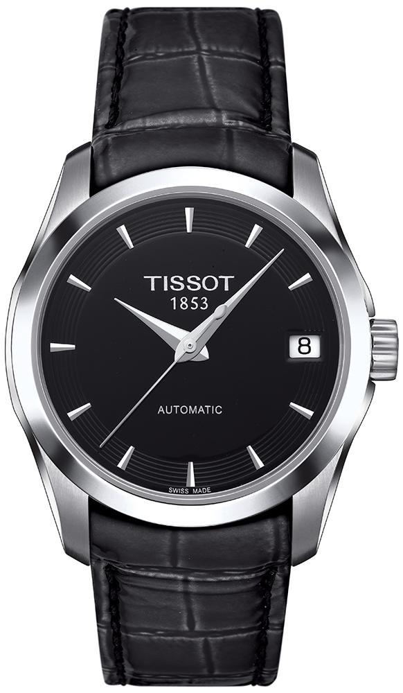 Tissot T035.207.16.051.00 - zegarek damski