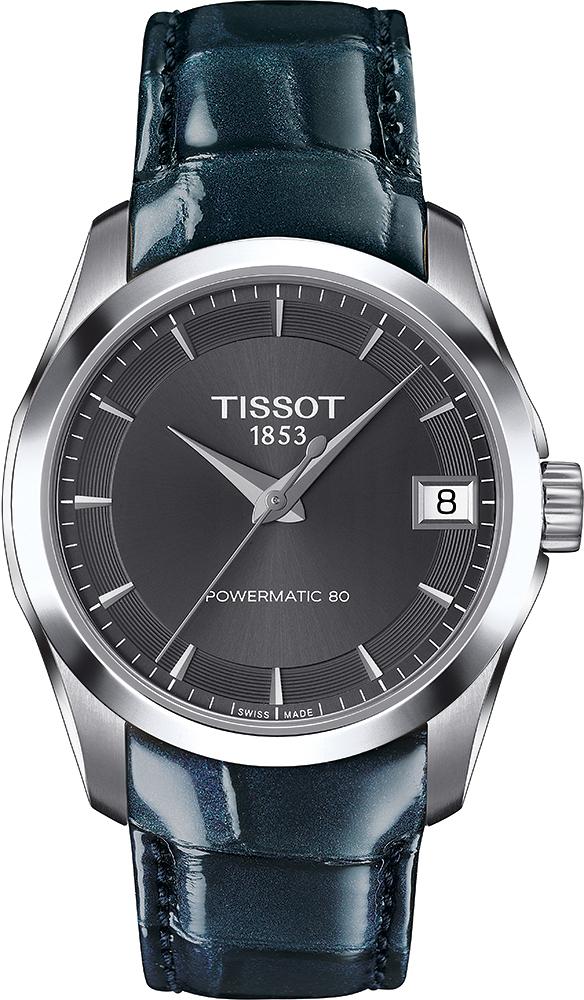 Tissot T035.207.16.061.00 - zegarek damski