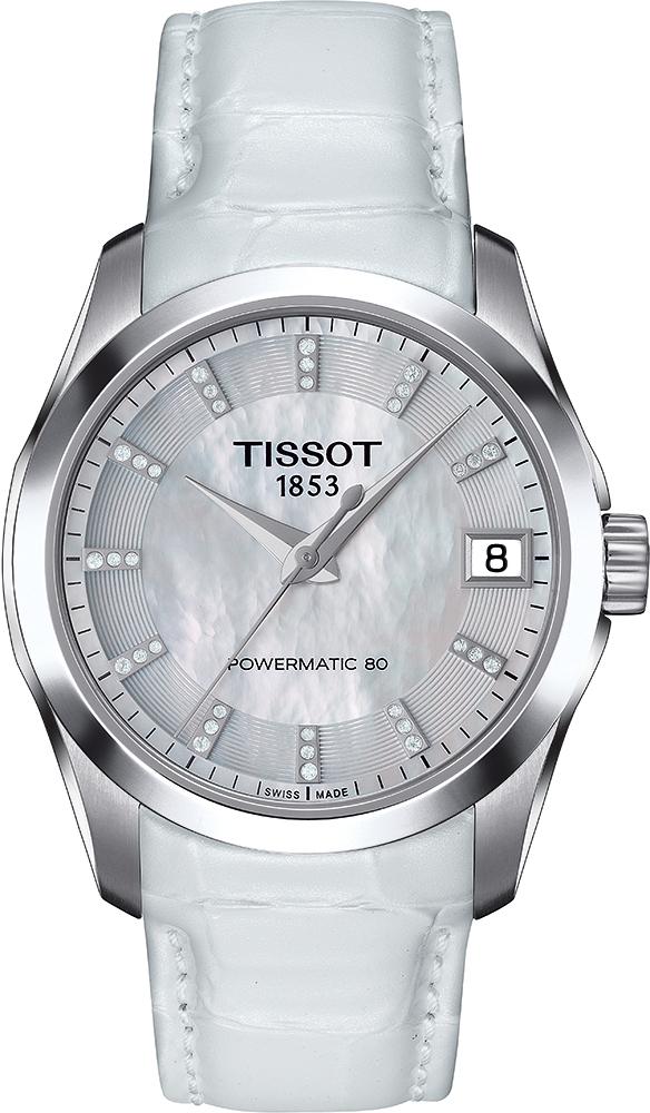 Tissot T035.207.16.116.00 - zegarek damski