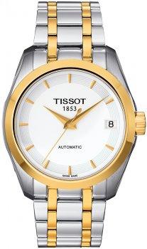 Zegarek zegarek męski Tissot T035.207.22.011.00