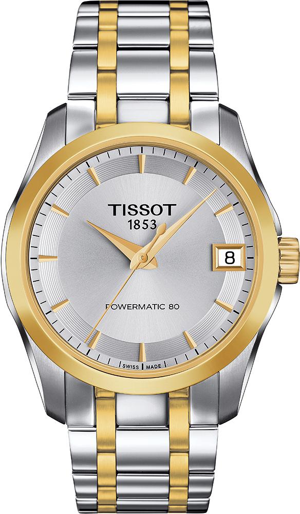 Tissot T035.207.22.031.00 - zegarek damski