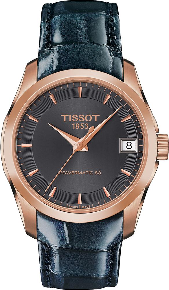 Tissot T035.207.36.061.00 - zegarek damski
