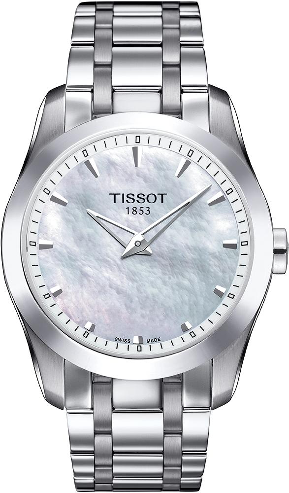 Tissot T035.246.11.111.00 - zegarek damski