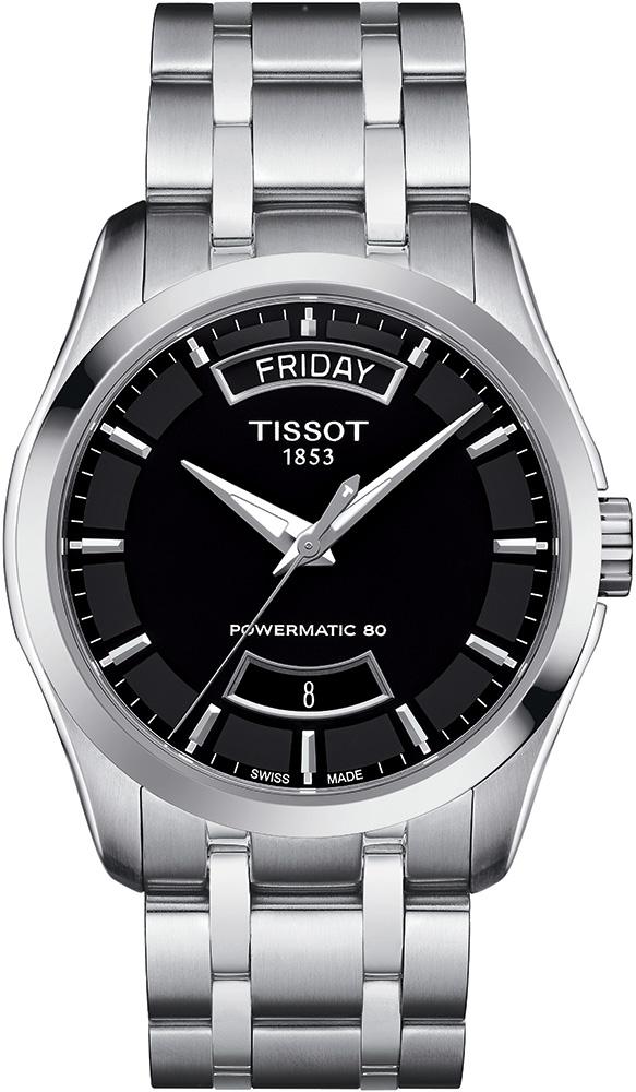 Tissot T035.407.11.051.01 - zegarek męski
