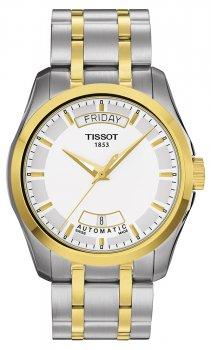 Zegarek zegarek męski Tissot T035.407.22.011.00