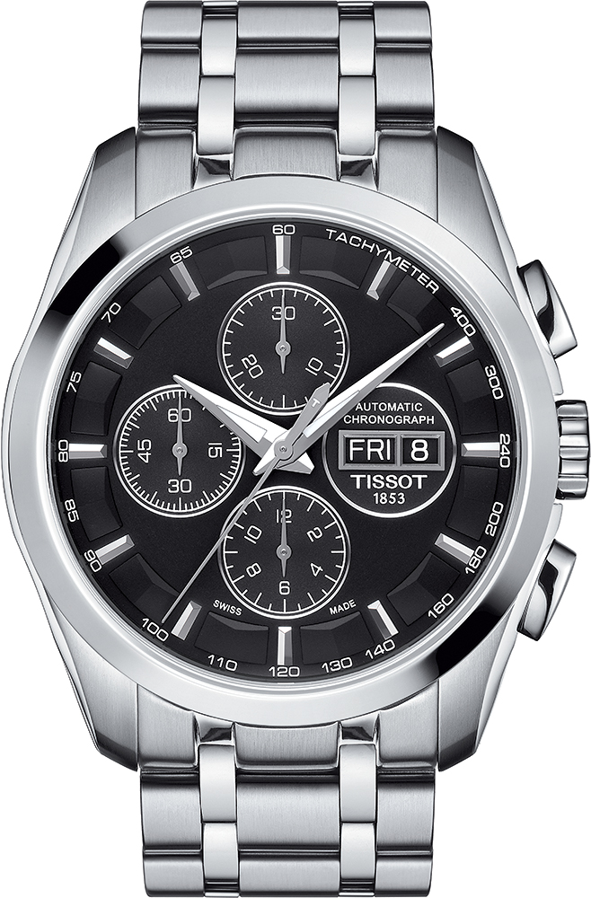 Tissot T035.614.11.051.01 - zegarek męski