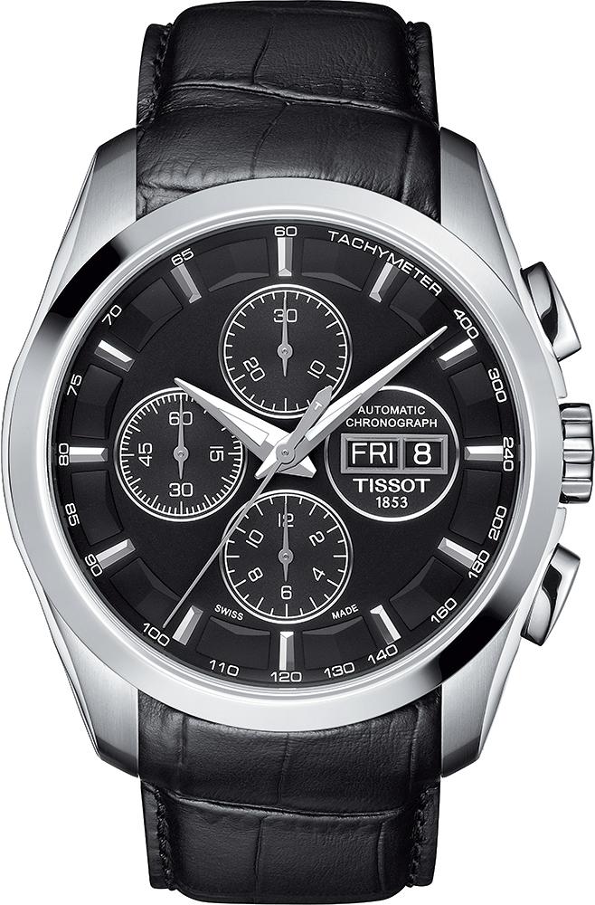Tissot T035.614.16.051.02 - zegarek męski