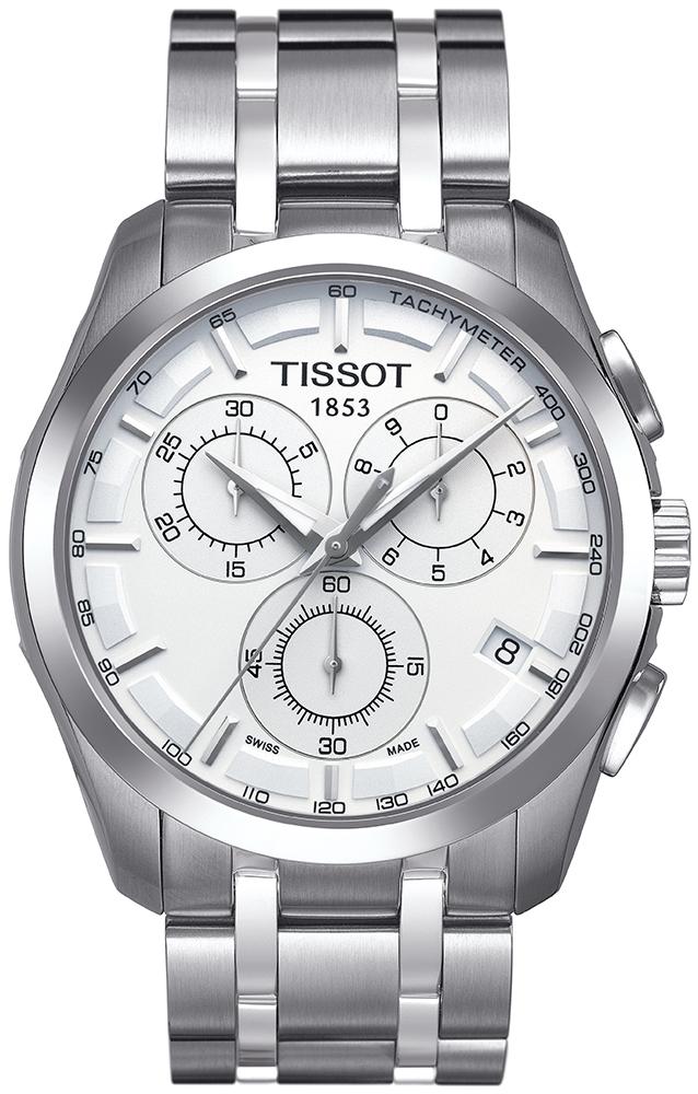 Tissot T035.617.11.031.00 - zegarek męski