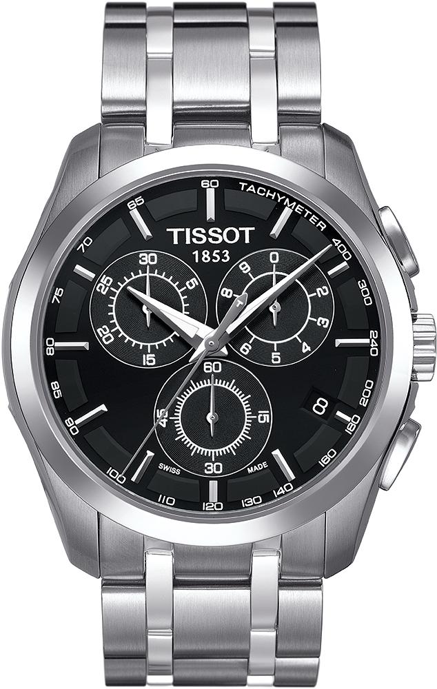 Tissot T035.617.11.051.00 - zegarek męski