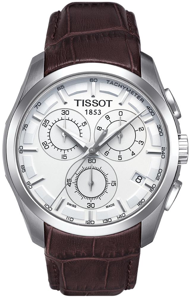 Tissot T035.617.16.031.00 - zegarek męski