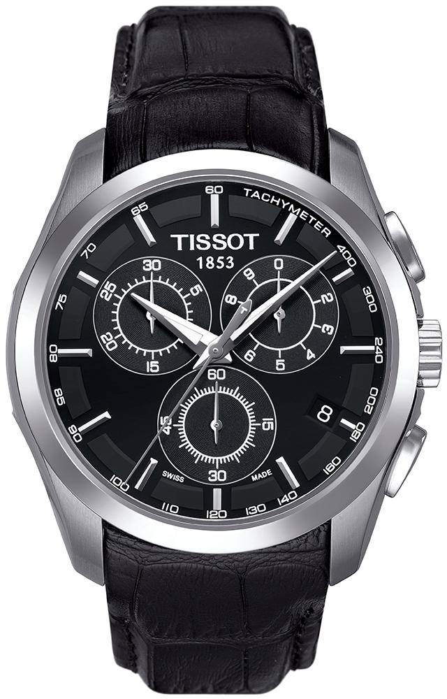 Tissot T035.617.16.051.00 - zegarek męski