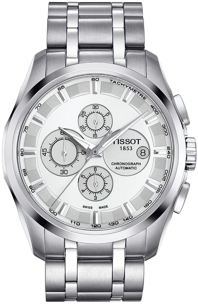 Tissot T035.627.11.031.00 - zegarek męski
