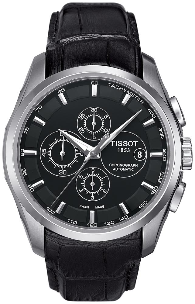 Tissot T035.627.16.051.00 - zegarek męski