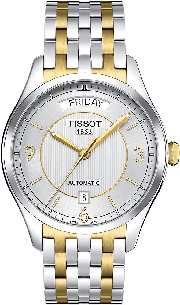 Tissot T038.430.22.037.00 - zegarek męski