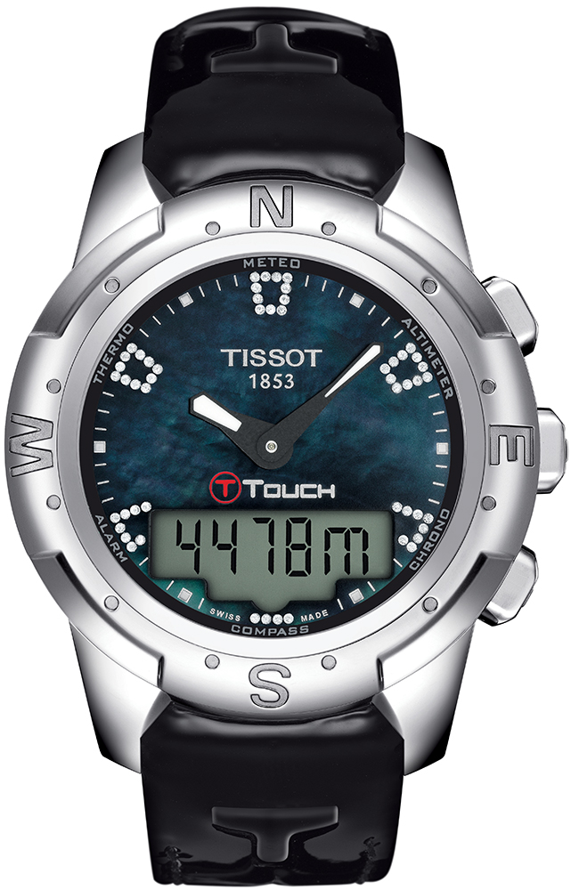 Tissot T047.220.46.126.00 - zegarek damski