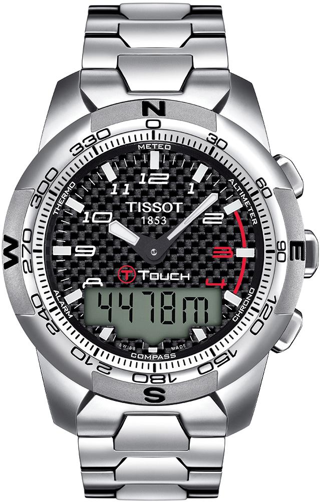 Tissot T047.420.44.207.00 - zegarek męski