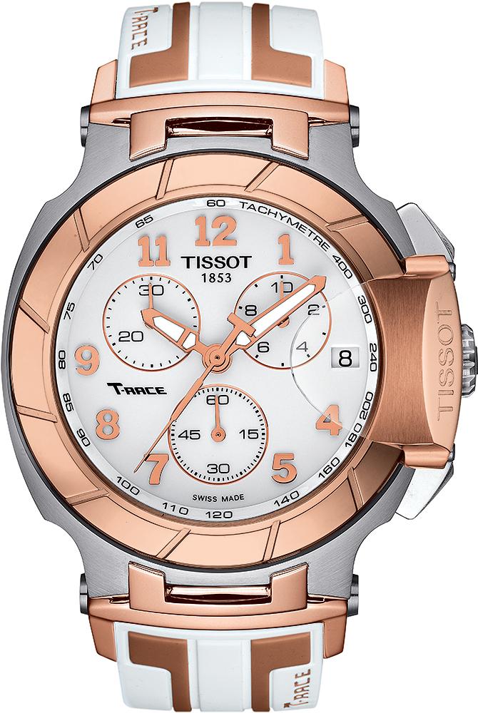 Tissot T048.417.27.012.00 - zegarek damski