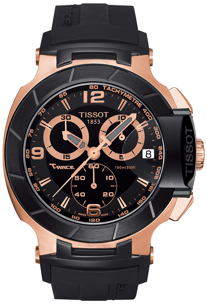 Tissot T048.417.27.057.06 - zegarek męski