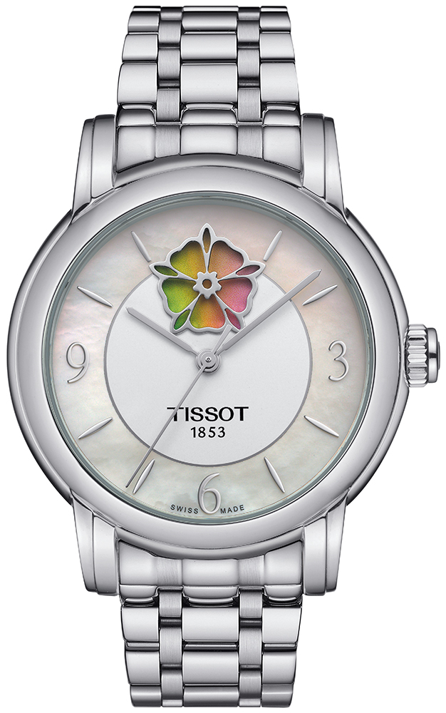 Tissot T050.207.11.117.05 - zegarek damski