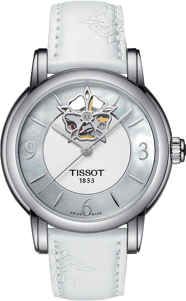 Tissot T050.207.17.117.04 - zegarek damski