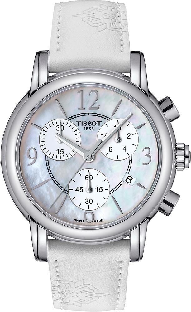 Tissot T050.217.17.117.00 - zegarek damski
