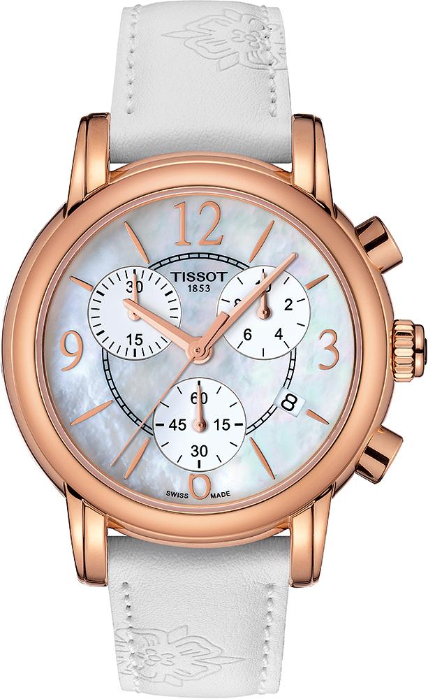 Tissot T050.217.37.117.00 - zegarek damski