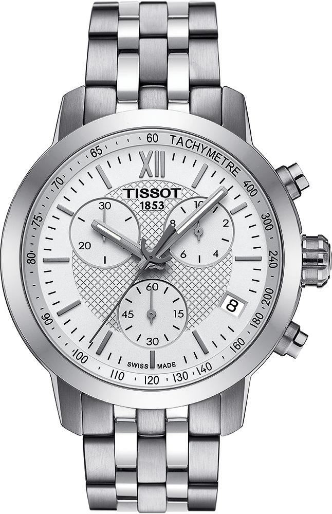 Tissot T055.417.11.018.00 - zegarek męski