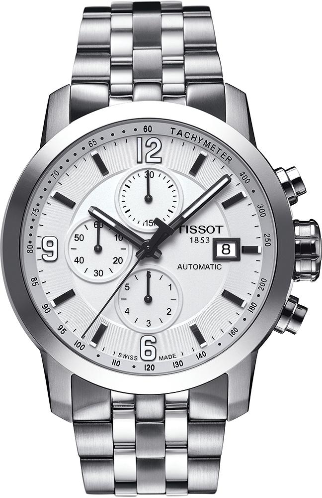 Tissot T055.427.11.017.00 - zegarek męski